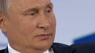 Путин о дедолларизации