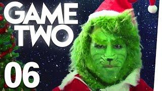 Game Two #06   Unser Jahr 2016, Spieletipps der Redaktion & Grummel Grinch