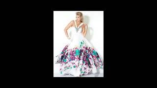 Модные вечерние платья больших размеров