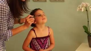 Hair and Makeup tutorial page 2 mp4