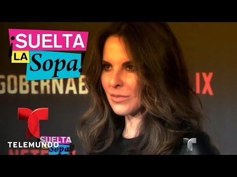 Kate del Castillo reacciona molesta a  su revocación de amparo | Suelta La Sopa | Entretenimiento