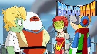 Bravoman Episode 11 - Bravo x Momo (Part 2 of 3)