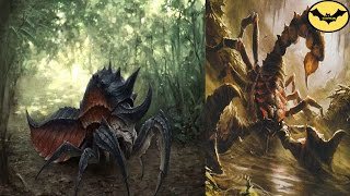 5 giant prehistoric bugs that totally would ruin your holiday