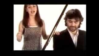 Sandy e Andrea Bocelli - Vivo por Ella