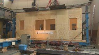 Major earthquake simulation: B.C. plans for the big one