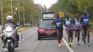Frankfurt Marathon 2017 - unplugged (Part 2)