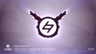Calvin Harris - Outside feat. Ellie Goulding (Gozzo Remix #7)