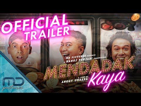 Mendadak Kaya - Official Trailer | Fedi Nuril, Pandji Pragiwaksono & Dwi Sasono