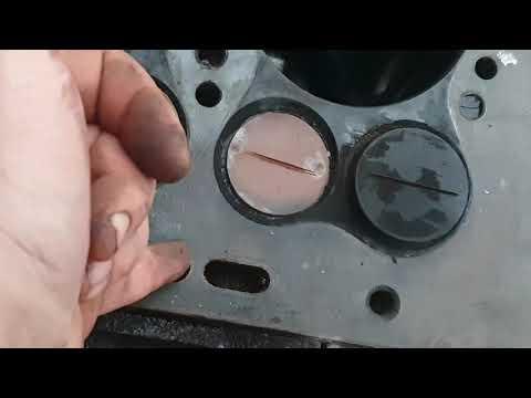 Зил-157 шкив, шестерня, немного истории и причины ремонта.