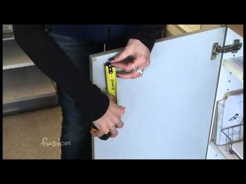 changing out cabinet hardware