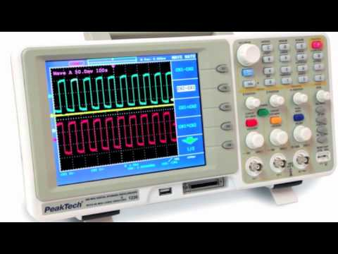 RCE Test Equipment Official International Store PeakTech Oscilloscopes Energy Meters Analyzer