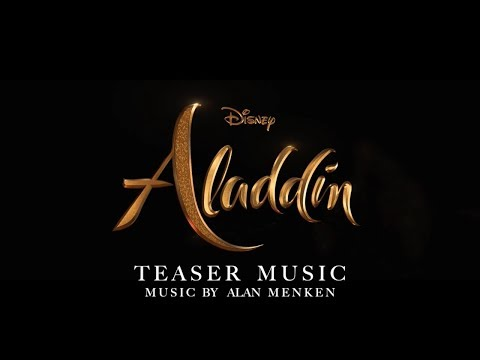 Aladdin (2019) - Teaser Music - Aladdin Soundtracks
