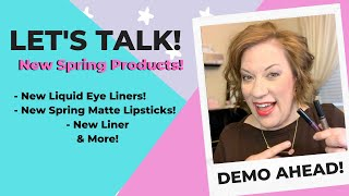 Lets Talk New Liquid Eye Shadow Demo