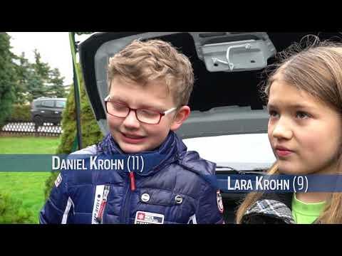 Regenwasser als Scheibenwischwasser - clevere Idee von zwei Geschwisterkindern