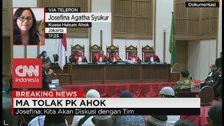 Breaking News! Mahkamah Agung Tolak PK Ahok