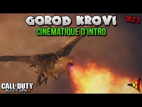 GOROD KROVI - CINÉMATIQUE INTRO (BO3 Zombie DLC 3 Cut Scene) 1080p60 | FPS Belgium