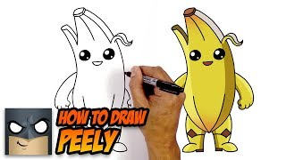 How to Draw Forтnite | Peely | Step-by-Step