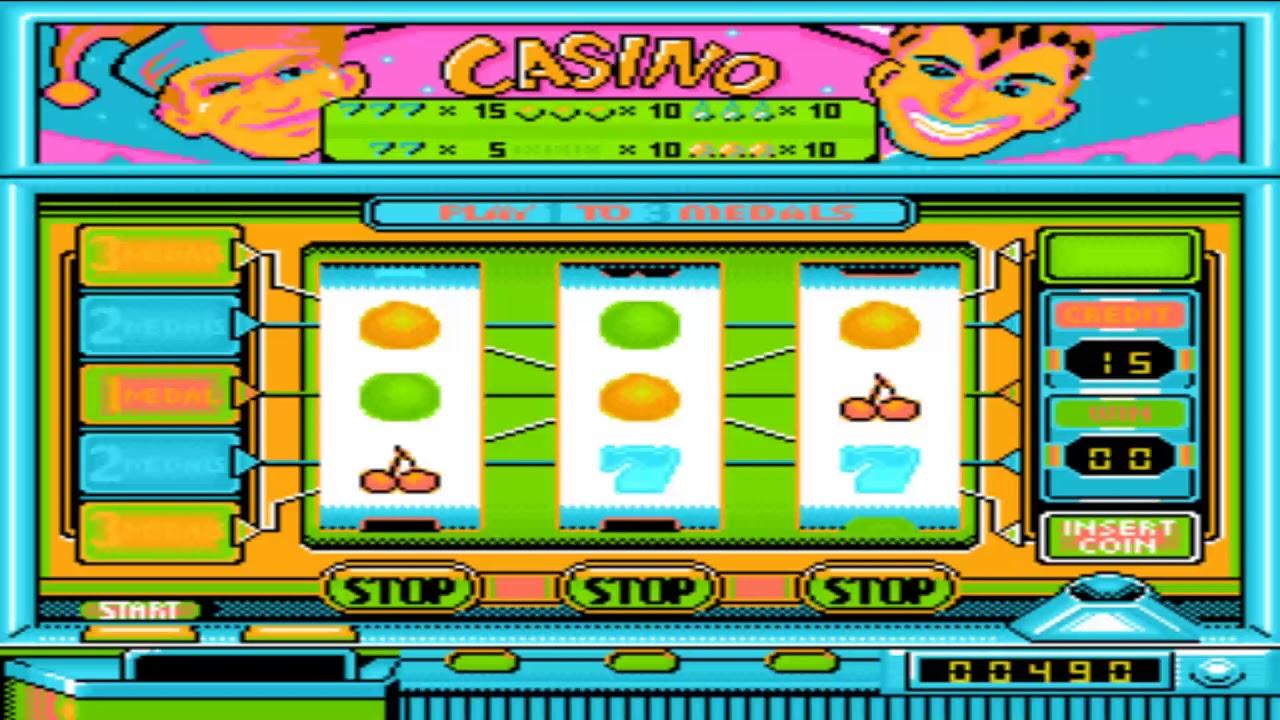 Mame Slot Machine
