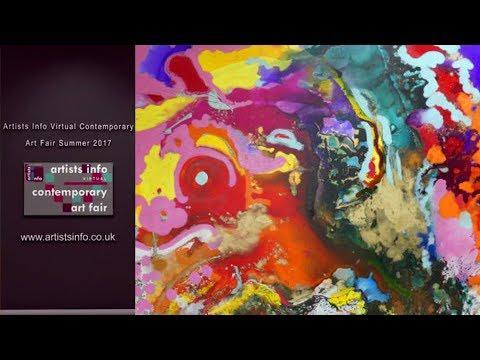 Artists Info Contemporary Virtual Art Fair - Summer 2017 NEW