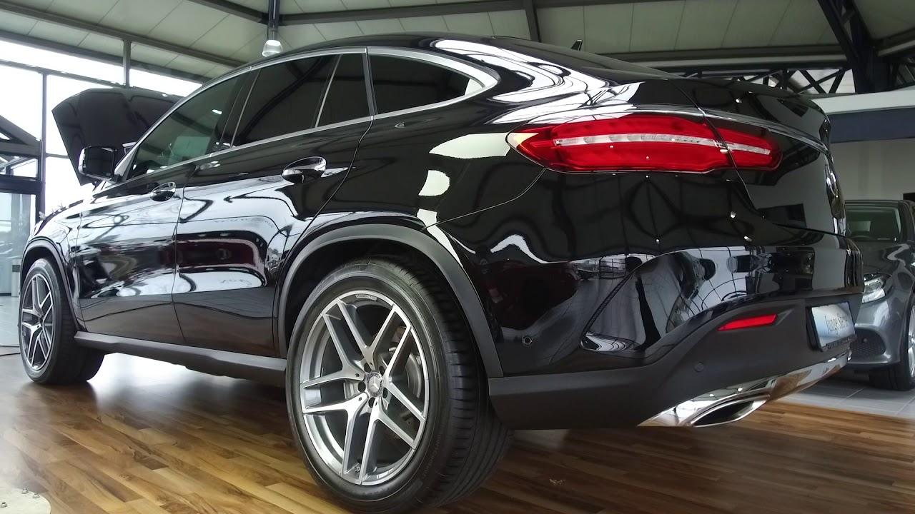 Mercedes Benz Gle 500 4m Coupé