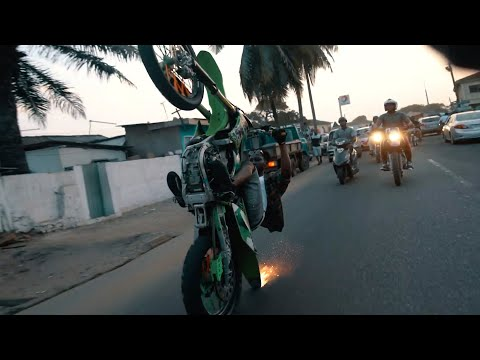 ACCRA BIKE LIFE - SUNDAY RIDE