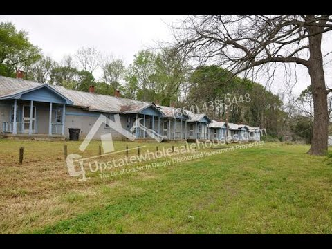 621 Milligan St, Newberry SC : Building TWO