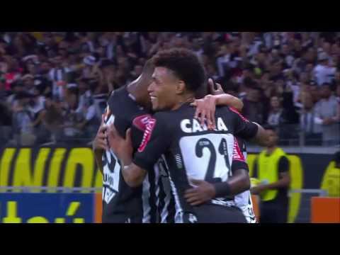 Atlético-MG 5 x 3 Botafogo - 30/06/2016 - Narração Mário Henrique Caixa (Itatiaia)
