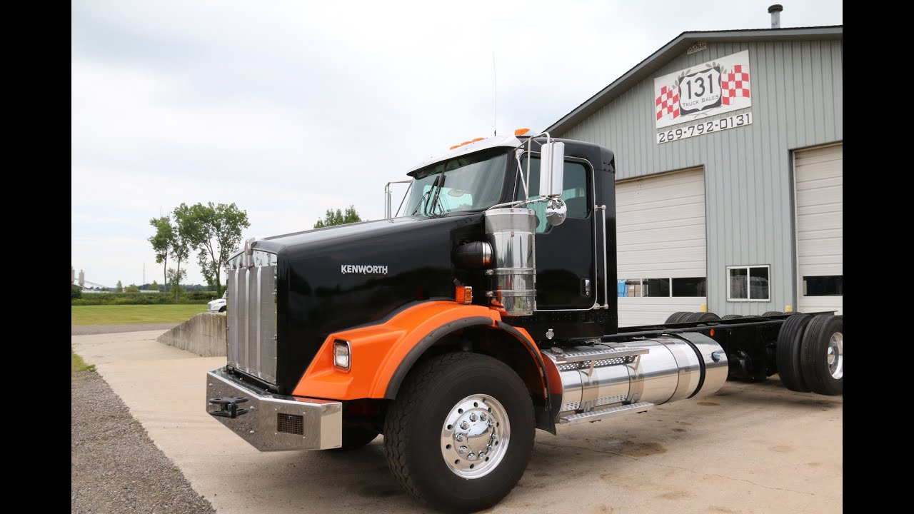 2012 kenworth t800 cab chassis 131 truck sales [ 2280 x 1520 Pixel ]