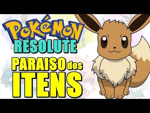 Pokémon Resolute (Detonado - Parte 16) - Eevees, Lucky Egg e Muito Mais