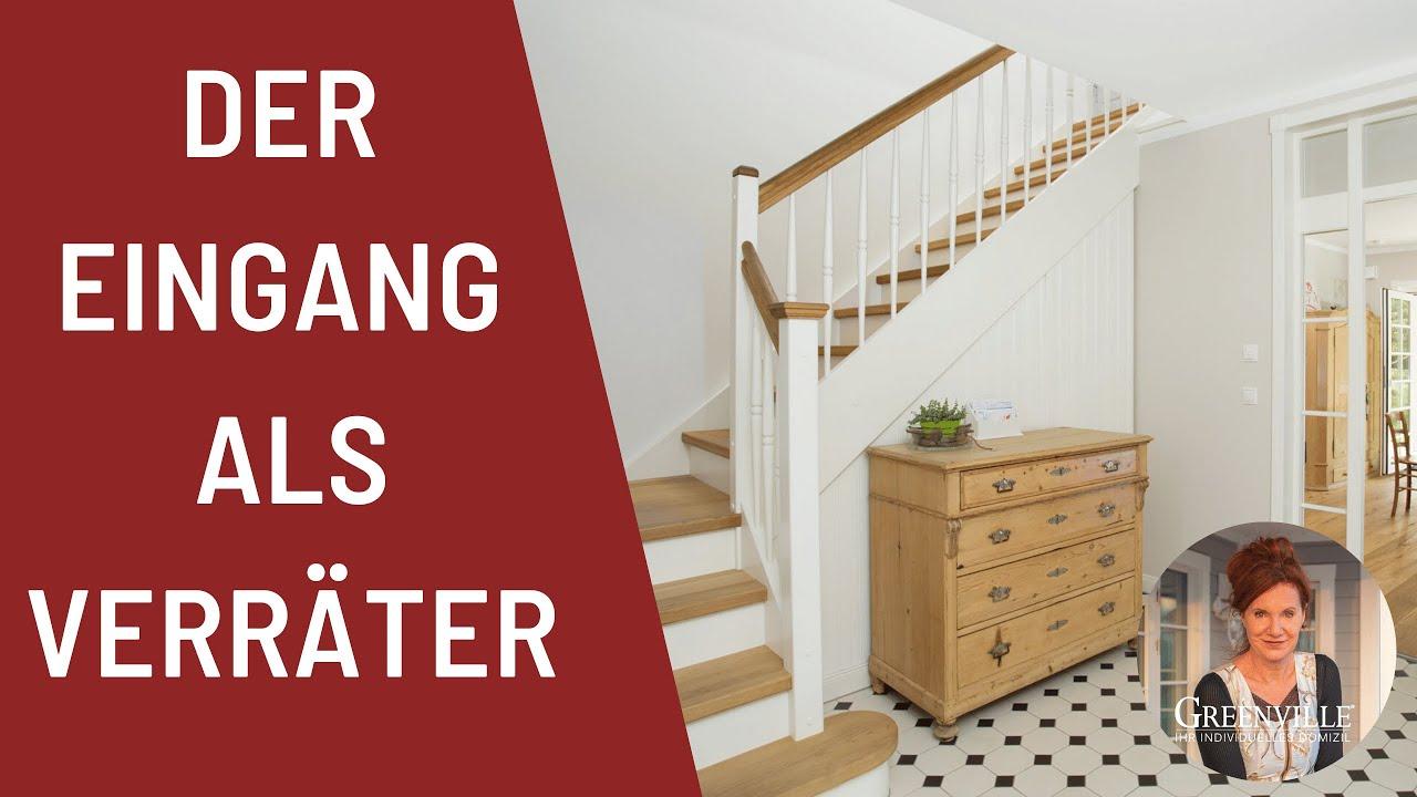 Was Der Eingang über Sie Verrät   New England, Schwedenhaus, Holzhaus,  Landhaus, Historische Villa