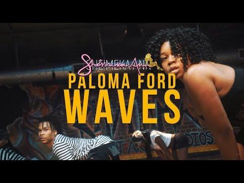 Paloma Ford  - Waves x She'Meka Ann Choreography
