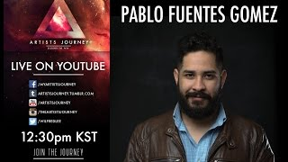 Gambar cover Artist's Journey Podcast #53: Pablo Fuentes Gomez