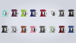 How to Choose a KitchenAid Stand Mixer