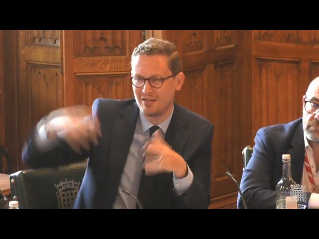 CCDH gives evidence to the UK Parliament's Online Safety Bill Committee