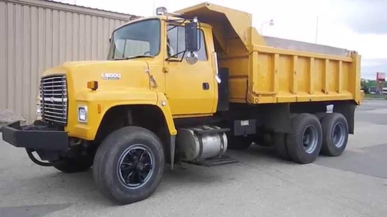 dump truck for sale l8000 dump truck for sale rh dumptruckforsaleheiriki blogspot com Ford L8000 Truck Potato Truck Ford L8000 Truck Potato Truck