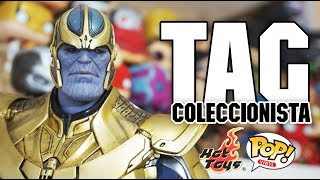 ¡TAG de Funko Pop y Hot Toys!
