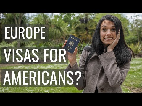Will Americans Need Visas For Europe? | ETIAS Visa Waiver For Americans | Love And London