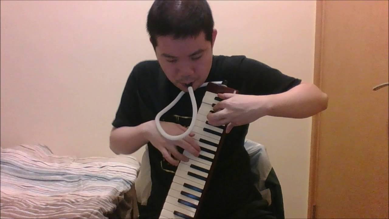 The revolutionary musical instrument -- Melodica