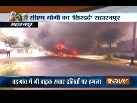 Fresh clash in Saharanpur village after Mayawati