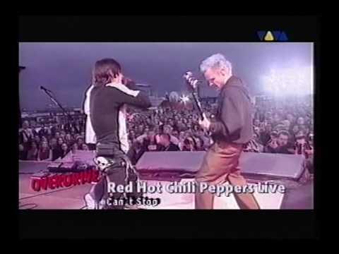 Red Hot Chili Peppers - Hamburg - 2002