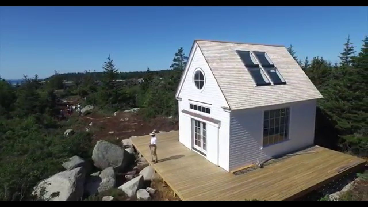 wheaton island project houses u0026 barns by john libby youtube