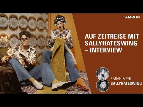 Auf Zeitreise mit Sallyhateswing – Mit dem 28-75mm F/2.8 und 70-180mm F/2.8 – Interview