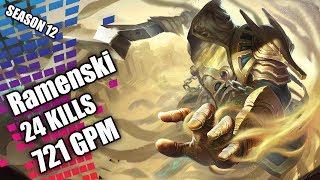 HoN Sand Wraith Gameplay - Ramenski - Diamond