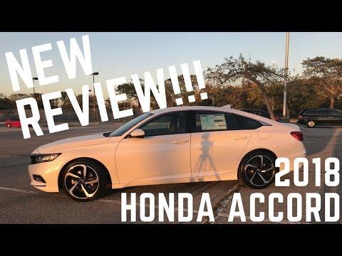 2018 Honda Accord Full Review
