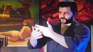 """Николай Седнин в программе """"Азбука секса"""". Телеканал МузТВ. 2009"""