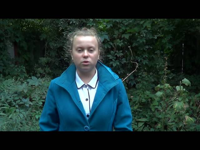 Изображение предпросмотра прочтения – МаргаритаЧернышева читает произведение «Осыпаются астры в садах....» И.А.Бунина