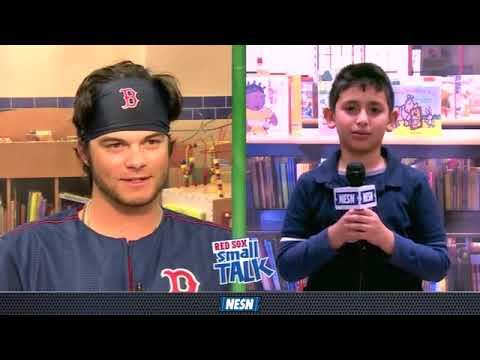 Red Sox Small Talk - Andrew Benintendi 2017