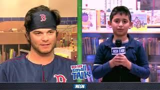 Red Sox Small Talk - Andrew Benintendi 2017
