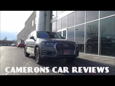 2017 Audi Q7 Review: More Powerful and Fuel Efficient | Camerons Car Reviews