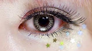 Little Twin Stars fantasy makeup by | Rani【with English Sub】|キキララをイメージしたメルヘンメイク【Rani】